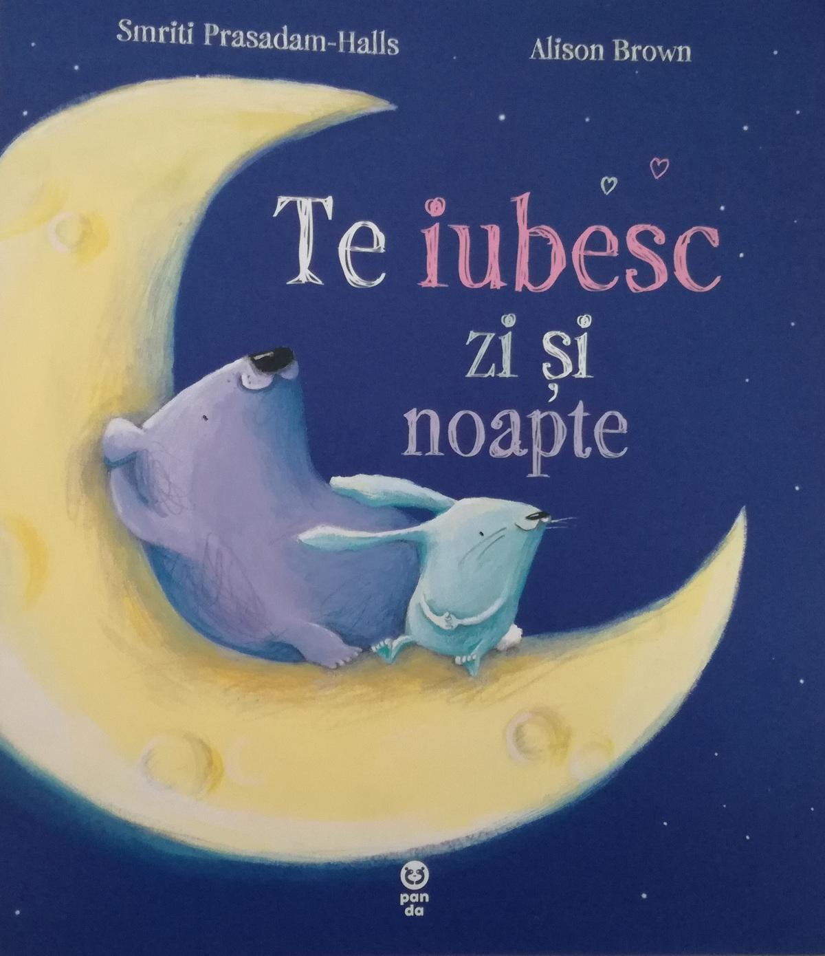 te iubesc zi si noapte